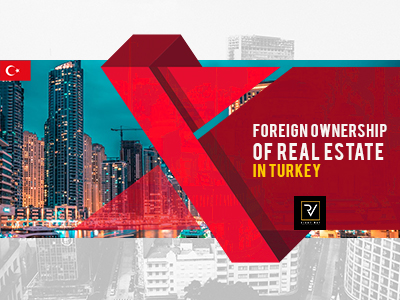 Procedures of ownership of real estate for foreigners in Turkey