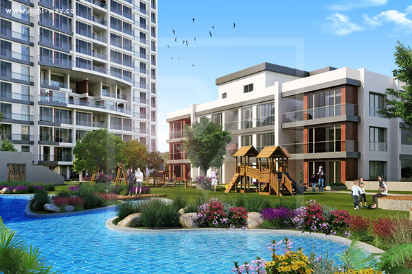 right-way - Apartments for sale in Kartal in Istanbul